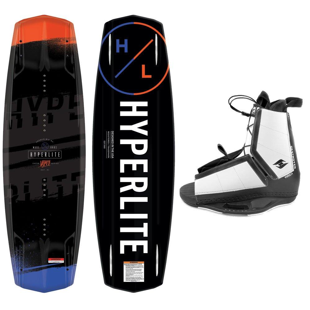 Hyperlite Wakeboard Package 2019 Vapor Destroyer Wakeboard Bindings