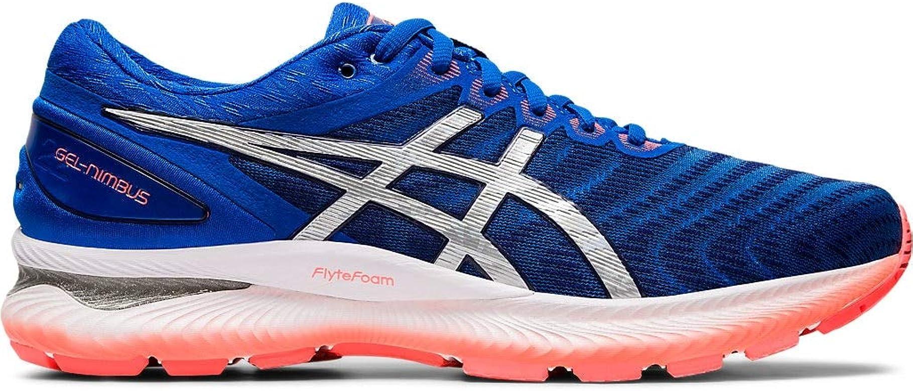 ASICS Gel-Nimbus 22 - Zapatillas de correr para hombre, Azul ...