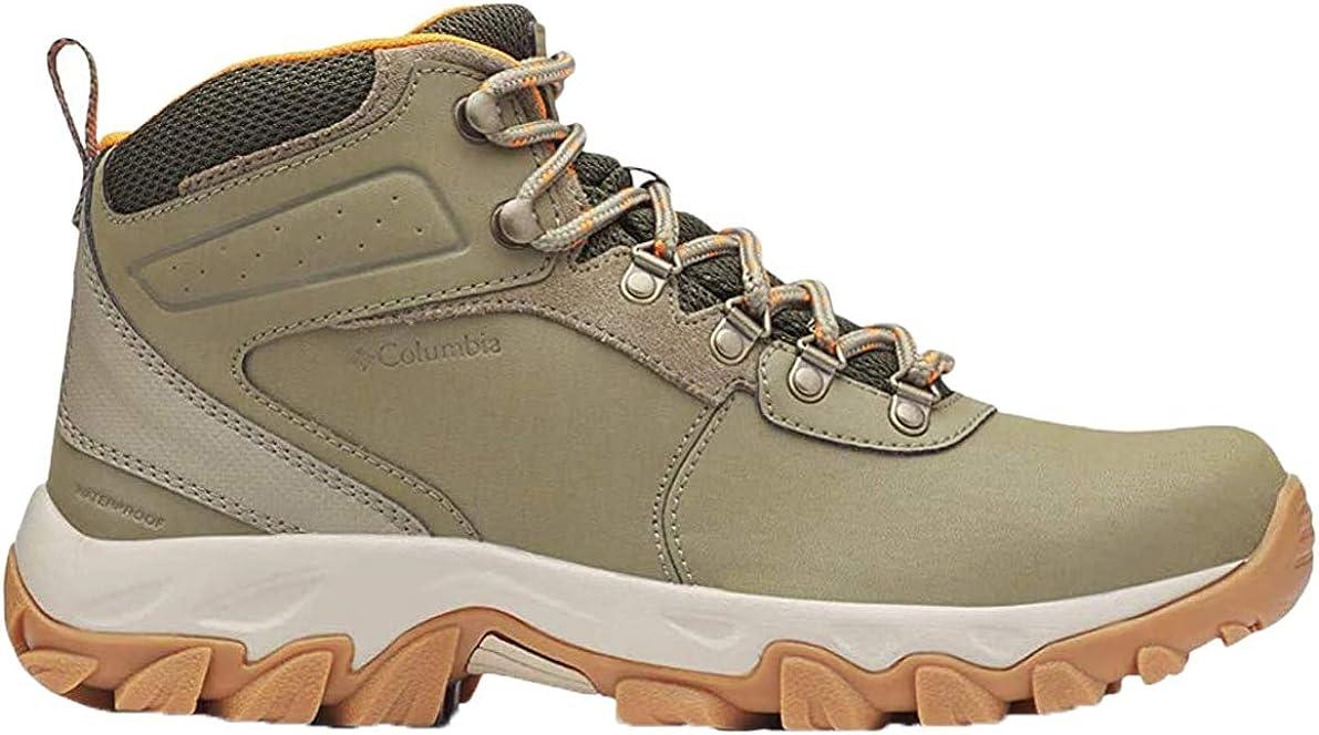 Columbia Men s Newton Ridge Plus II Waterproof Leather Suede Hiking Boot