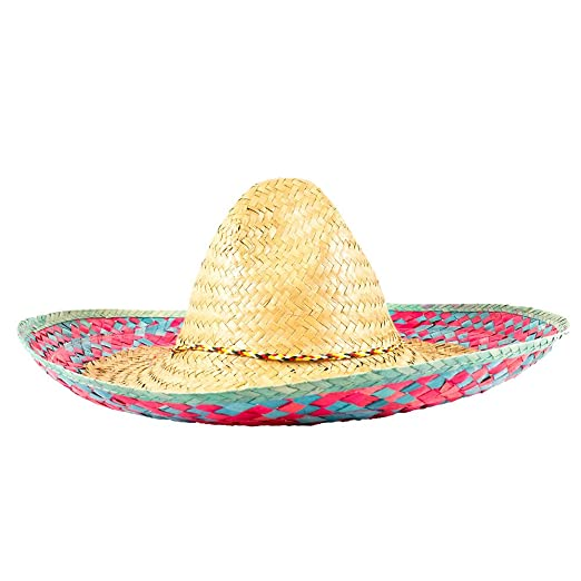 Amazon.com  Forum Novelties Adult Sombrero Hat  Sports   Outdoors a6cae8e5dce