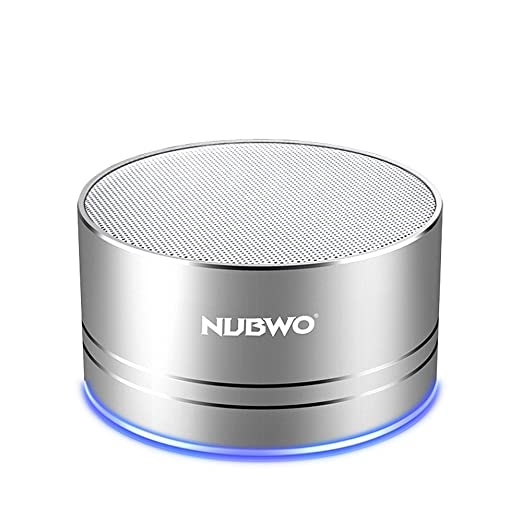 Review Portable Bluetooth Speakers,NUBWO Wireless
