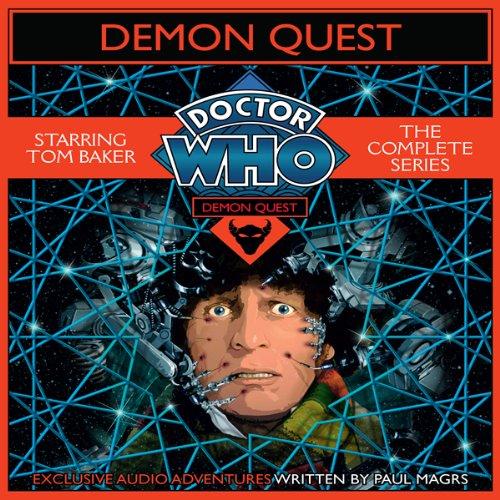 Doctor Who: Demon Quest: Five Exclusive Audio Adventures by AudioGO Ltd.