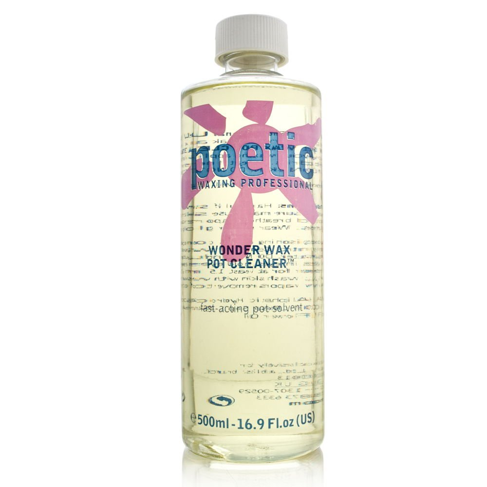 Bliss Poetic Waxing Professional Wonder Wax Pot Cleaner 500ml/16.9 oz