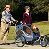 Hound About Bicycle Trailer Pet Stroller Conversion Kit - Large