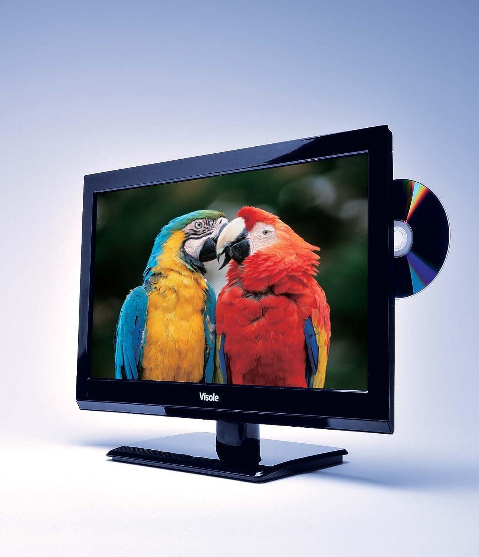 Unitech 19V型 液晶 テレビ LCU1901X ハイビジョン DVDプレーヤー内蔵  2011年モデル B006LADCQW