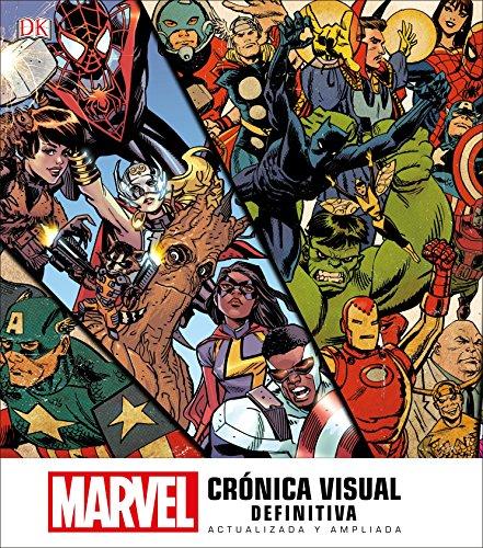 Marvel Crónica Visual Definitiva
