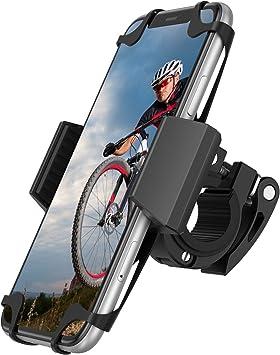 SPARIN Soporte de móvil para moto y bicicleta, Soporte ...