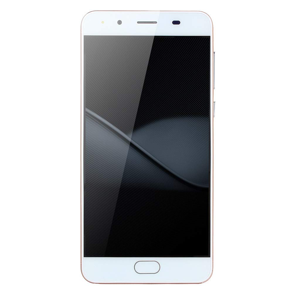 Smart Phone 5.0''Ultrathin Android 5.1 Quad-Core 512MB+4GB GSM 3G WiFi Dual Smartphone (Product Size: 144x71.8x8.8mm, Rose Gold)