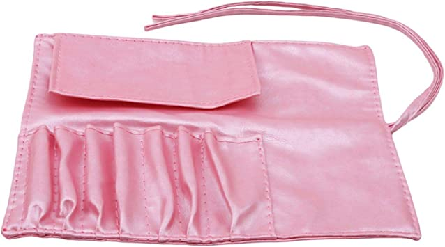 Estuche Enrollable para Pinceles de uñas, Impermeable, Estuche para lápices y brochas de Maquillaje, Bolsa de Almacenamiento, Rosa (Rosa) - UK-iyAitdojhU-qM2ChDuV8: Amazon.es: Equipaje