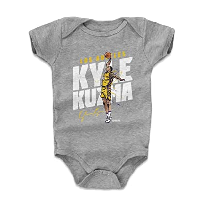 f5eeff39bea Amazon.com  500 LEVEL Kyle Kuzma Baby Clothes   Onesie (3-6