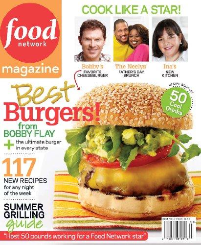 Food Network Magazine Amazon Com Magazines