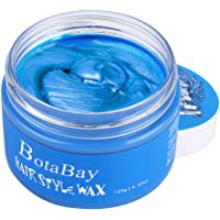 Botabay Blue Color Hair Wax for Men and Women, 4.23 oz