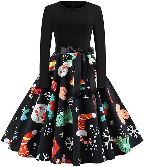Women Christmas Dresses Festival
