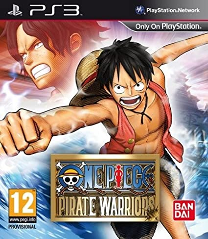 Amazoncom PS3 One Piece Pirate Warriors Electronics