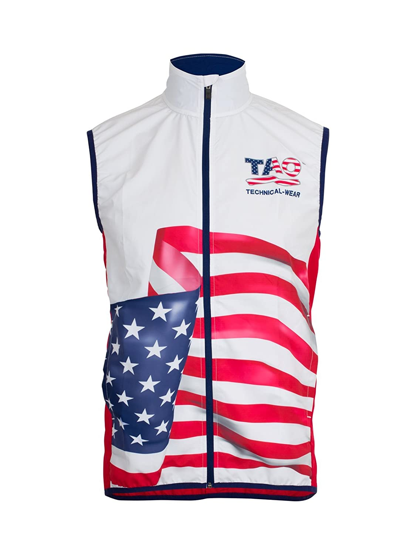 TAO Sportswear Herren Laufweste USA