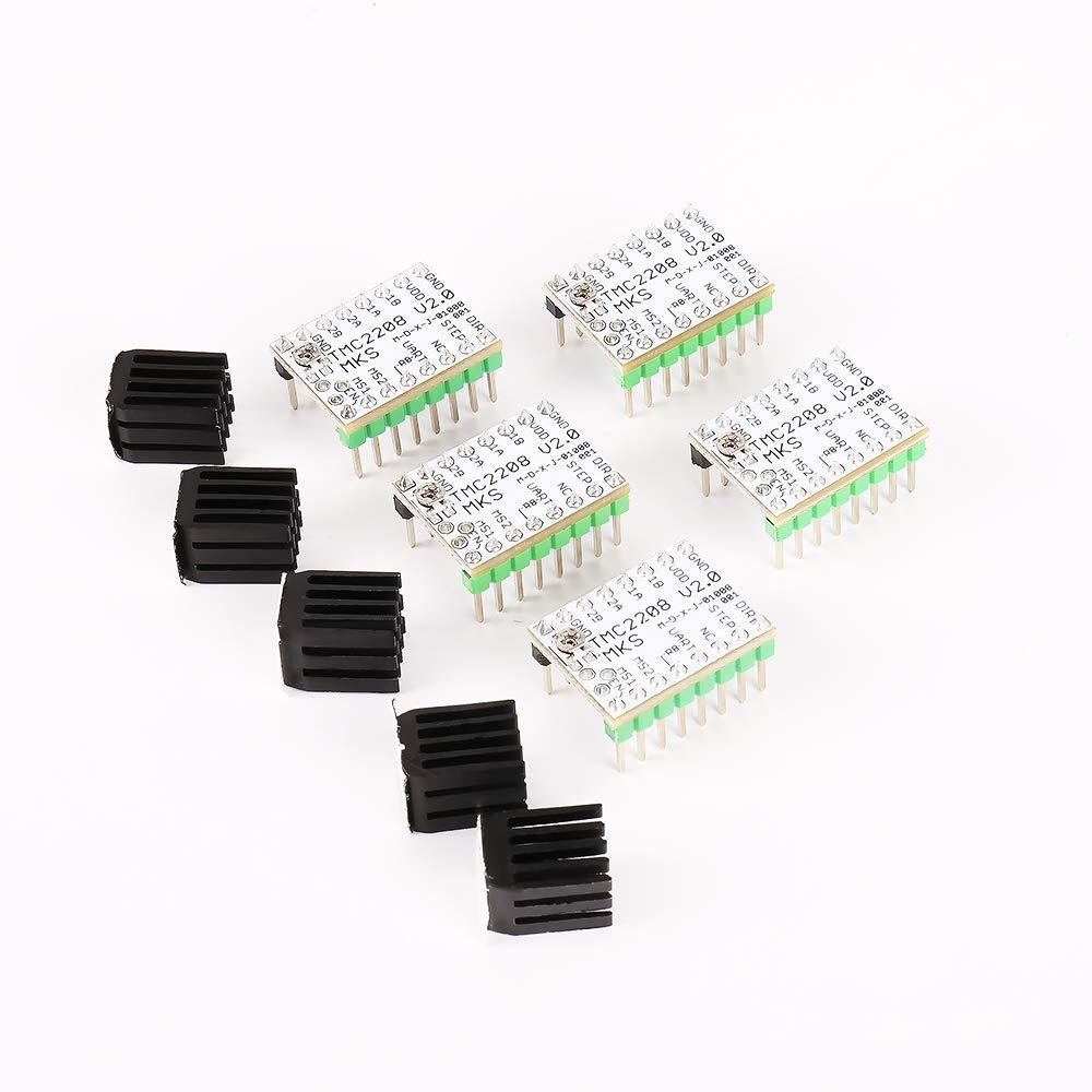 BZ 3D MKS TMC2208 V2.0 controlador de motor paso a paso ultra ...