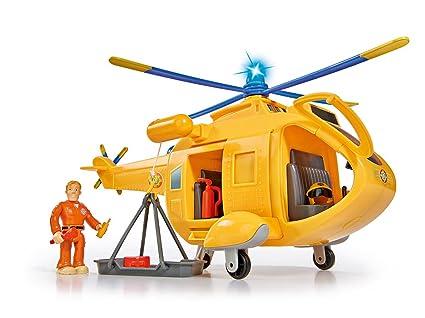 Simba BRANDWEERMAN SAM WALLABY MET F  Amazon.co.uk  Toys   Games 7380a1841