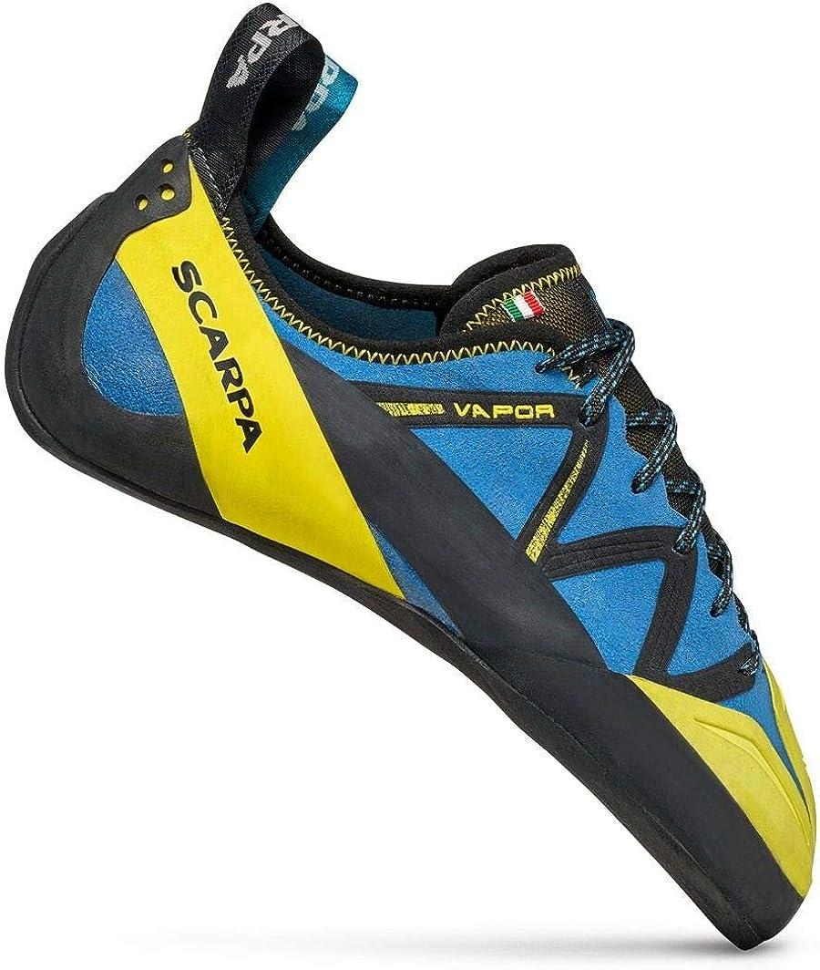 Scarpa Vapor, Zapatillas de Escalada Hombre: Amazon.es ...