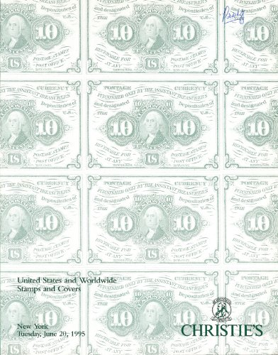 United States and Worldwide Stamps and Covers (Stamp Auction Catalog) (Christie
