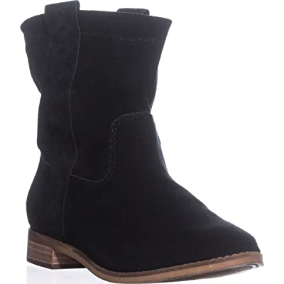 TOMS Women Laurel Burnished Suede Boot | Boots