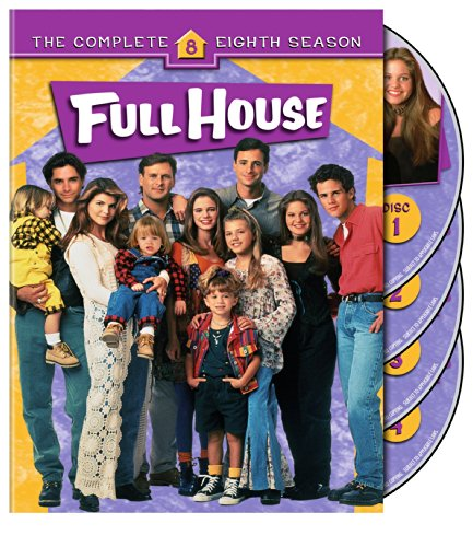 House Series Cast - Full House: Season 8
