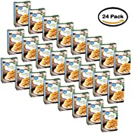PACK OF 24 - Great Value Sour Cream & Chive Instant Mashed Potatoes, 4.8 oz