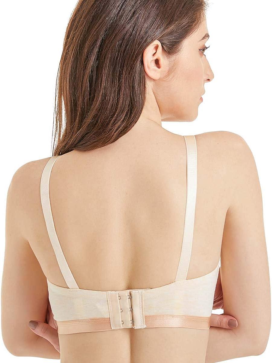 Ancdream Women/'s Maternity Lace Nursing Bra