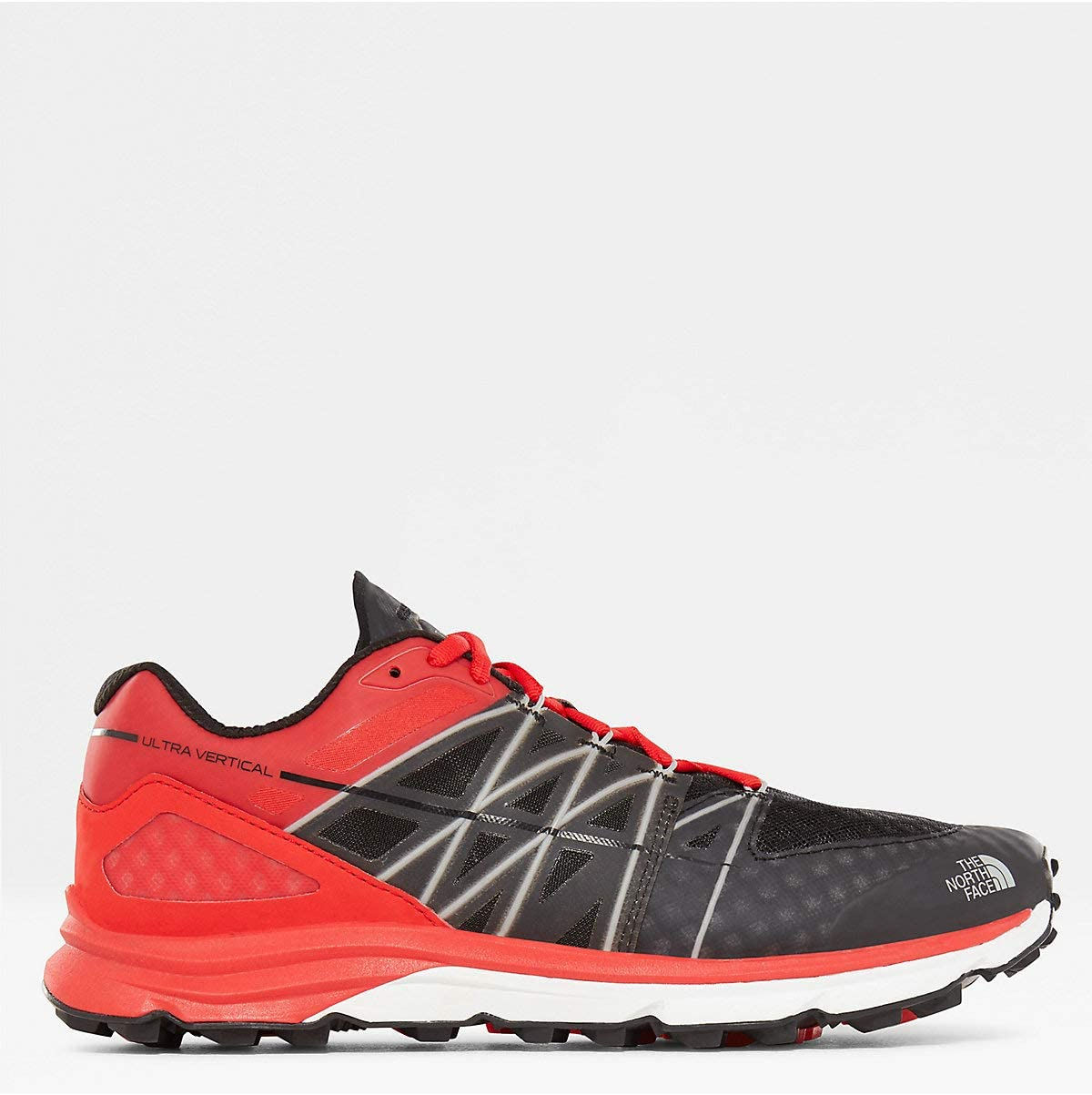 The North Face M Ultra Vertical -Fall 2018-(T92VVCWU5) - Fiery Red/TNF Black - 14: Amazon.es: Deportes y aire libre