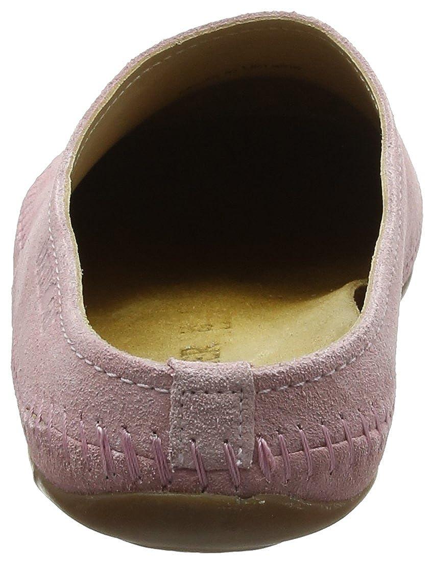 Haflinger Damen Softino Softino Damen Pantoffeln Pink (Port) e6f2b8