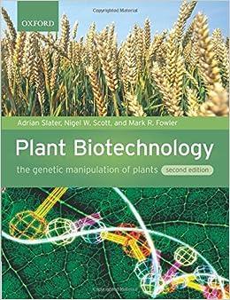 Plant Biotechnology: The Genetic Manipulation Of Plants por Nigel Scott epub