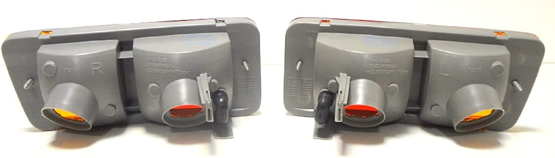 Ensemble de feux arri/ère pare-chocs arri/ère compatible