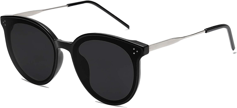 SOJOS SJ2068 Retro Round Sunglasses $11.78 Coupon