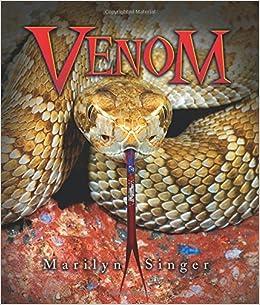 Image result for venom by marilyn singer