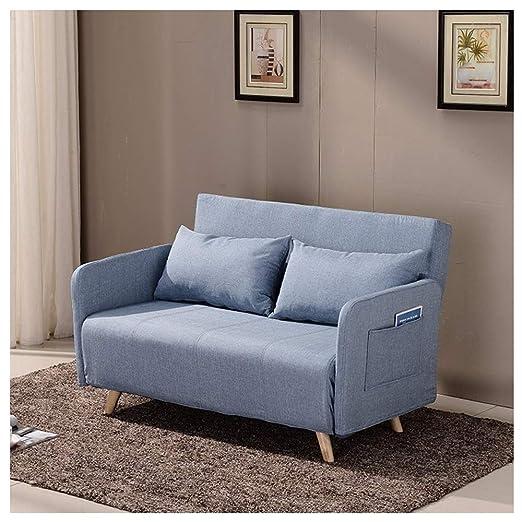 HongTeng Multi-función Lazy Sofá de Doble Uso Sofá Cama ...