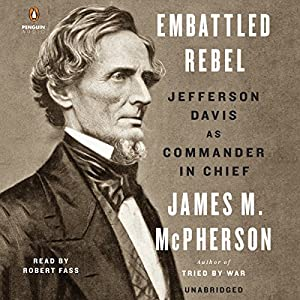 Embattled Rebel Audiobook