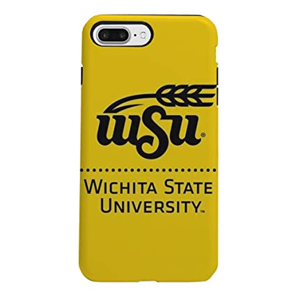 official photos 732d6 9b7c4 Amazon.com: CafePress - WSU Wichita State Univers iPhone 7 Plus ...