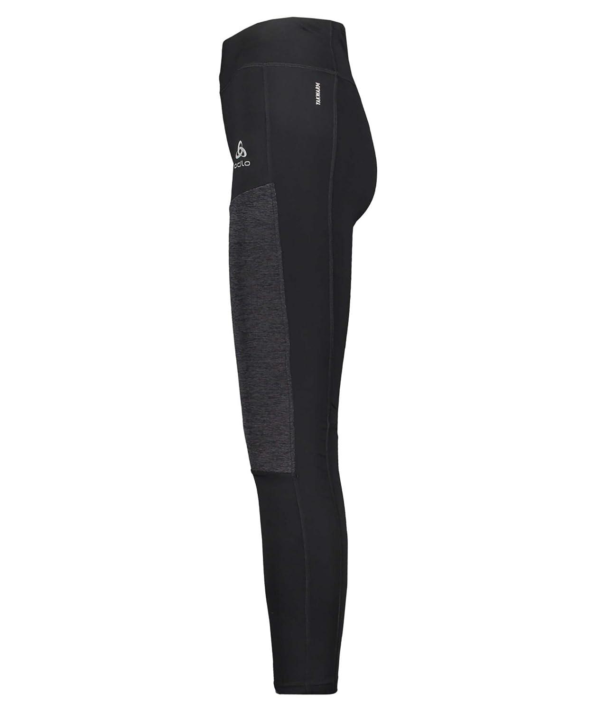 Damen Odlo Tights Millennium Yakwarm Leggings