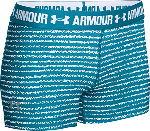 Heatgear Stripes Armour Shorty Armour 908 Printed Pantaloncini dot Donna Blu Under qHRwZ5w