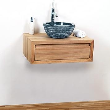 waschtischplatte mit schublade. Black Bedroom Furniture Sets. Home Design Ideas