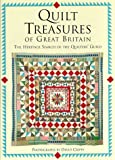 Quilt Treasures of Great Britain, Janet Rae, Margaret Tucker, Dinah Travis, Pauline Adams, Bridget Long, Deryn O'Connor, 1558533842