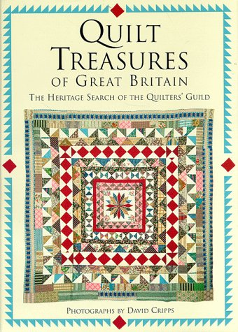Bridget Quilt - Quilt Treasures of Great Britain: The Heritage Search of the Quilters' Guild