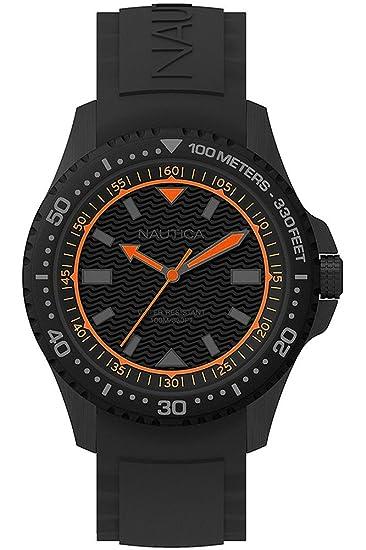 NAUTICA MAUI BLACK relojes hombre NAPMAU008