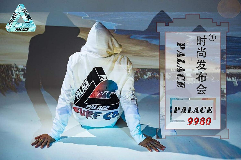 パレス スケートボード Palace Skateboards 18SS 夏【福袋1】です メンズ Tシャツ トジャケット 組み合わせ オシャレ 2点セット 男女兼用 B07GFKRQ4J XL