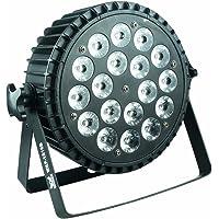 LED Par Light, 18x15w a todo color 6IN1