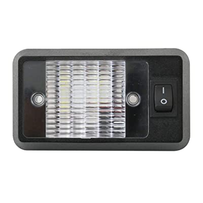 Grand General 79701 Dome Light (Clear Lens White 6LED Interior, with Switch), 1 Pack: Automotive [5Bkhe0816094]