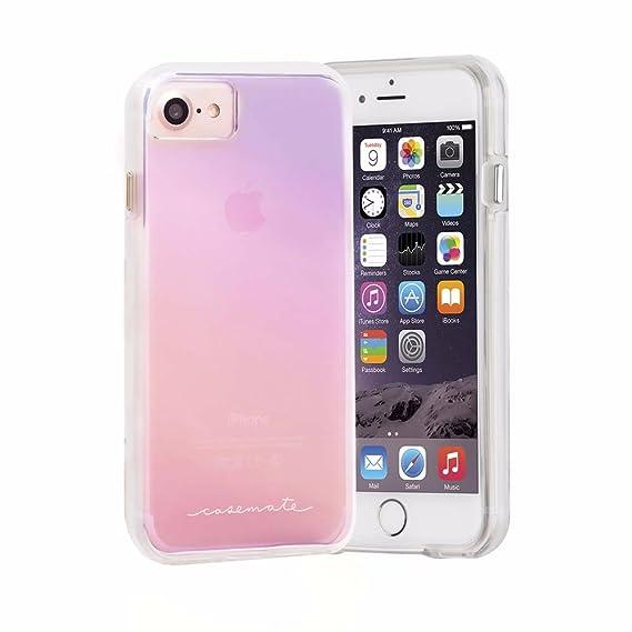 a59d531ae06 Amazon.com: Case-Mate CM034674 Apple iPhone 6/6s/7/8 Naked Tough ...