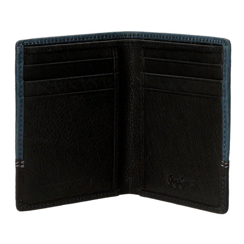 Pepe Jeans New Doors Monedero Azul 10 cm 0.09 litros