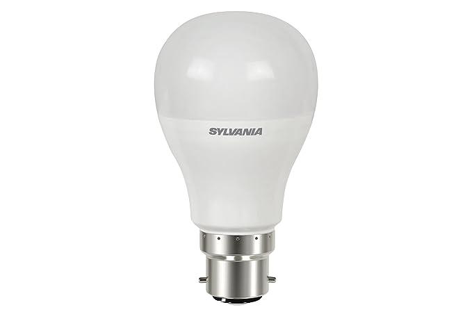 Sylvania 0026674 Toledo GLS Bombilla LED 6,5 W 470 lm 827 B22