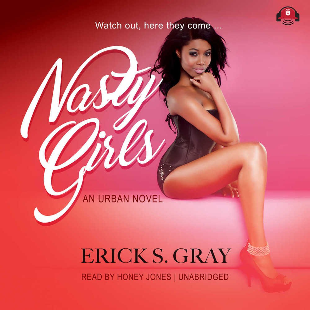 Nasty Girls Book product image
