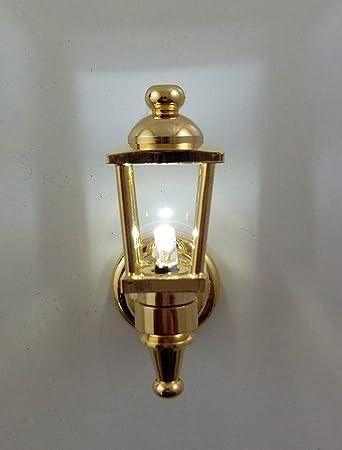 Wonham Melody Jane Puppenhaus Miniatur Beleuchtung Messing